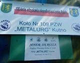 """SENIOR SIĘ RUSZA"" - Koło Metalurg Kutno."