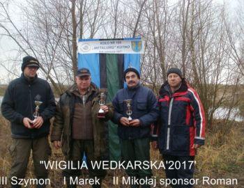 """XLI Wigilijne Zawody Wędkarskie Koła """"METALURG"""""""