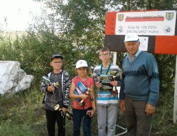 Mistrzostwa kadetów Koła Metalurg Kutno 2018