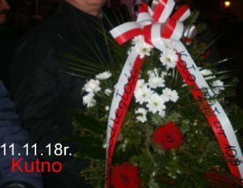 """100 rocznica niepodległości w życiu Koła  109 """"METALURG"""" Kutno"""