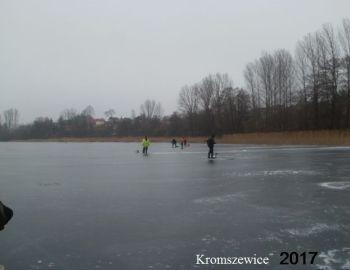 Podlodowe mistrzostwa Koła 109 METALURG.