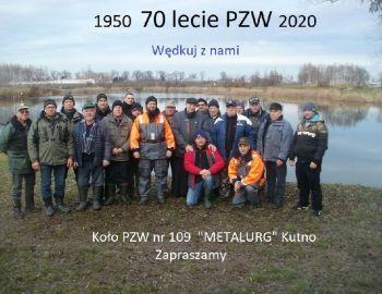 Koło PZW nr 109 METALURG Kutno zaprasza