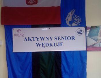 """Spotkanie Wędkarskiego  Klubu Seniora Koła """"METALURG"""" Kutno."""